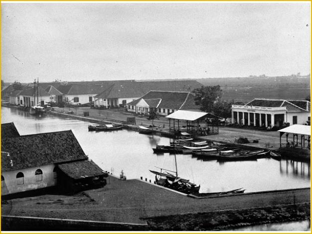 Batavia, De Boom