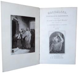 'Magdalena. Evangelisch Jaarboekje. 1876.'